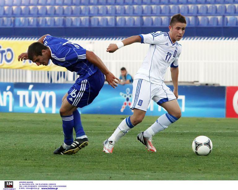 Εθνική Νέων: Νοκ άουτ και ο Φούντας, στη θέση του ο Πέλκας   tovima.gr