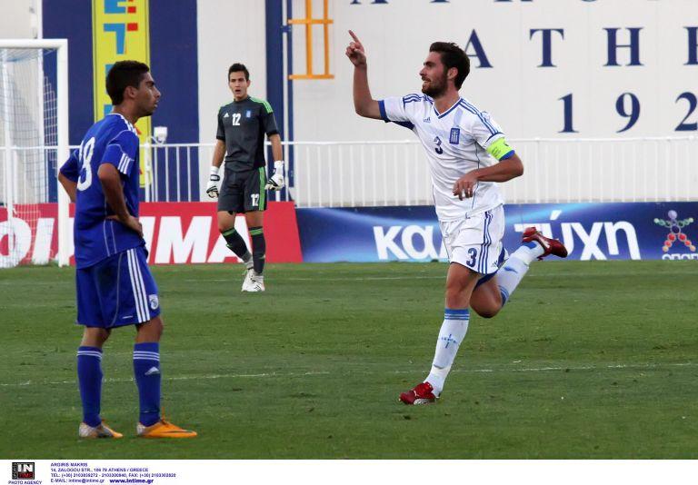 Ελπίδες: Νίκη επί της Κύπρου με εκπληκτικό γκολ του Ποτουρίδη | tovima.gr