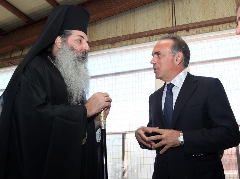 Πειραιώς Σεραφείμ: «Κατάχρηση της θεοδότου ελευθερίας η πεολειχία»   tovima.gr