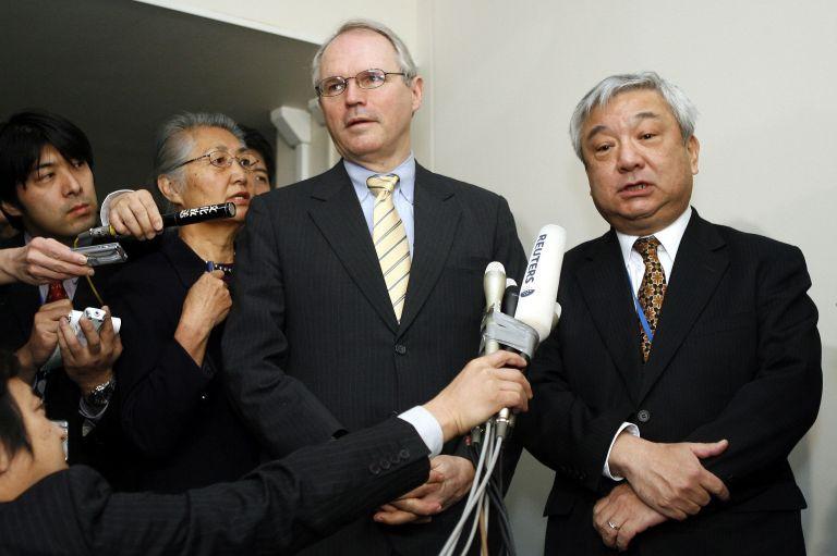 Πέθανε ο νέος πρεσβευτής της Ιαπωνίας στην Κίνα | tovima.gr