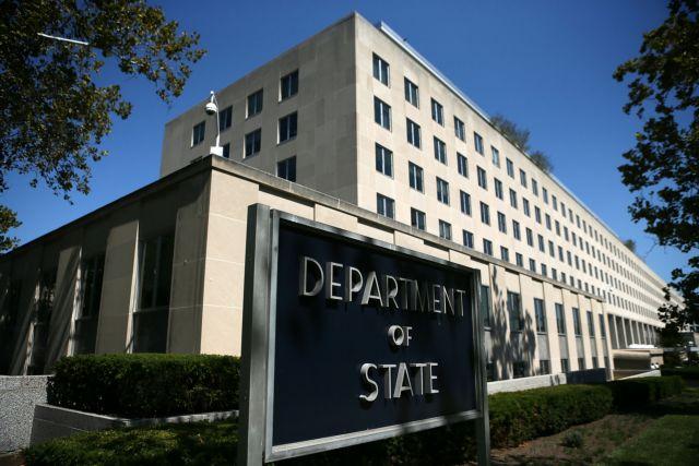 ΗΠΑ: Ανησυχία προς την Τουρκία για τα γεγονότα στο Αφρίν | tovima.gr