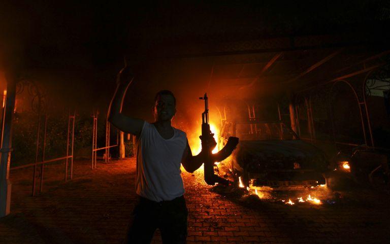 Χίλαρι Κλίντον: «Τρομοκρατική η επίθεση στο προξενείο της Βεγγάζης»   tovima.gr