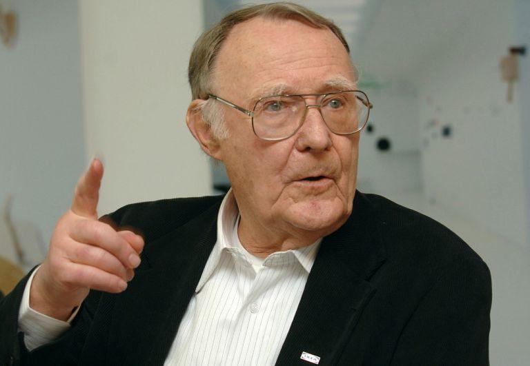 Ινγκβαρ Κάμπραντ: Ο ιδρυτής των ΙΚΕΑ φορολογείται έπειτα από… 42 χρόνια στην πατρίδα του | tovima.gr