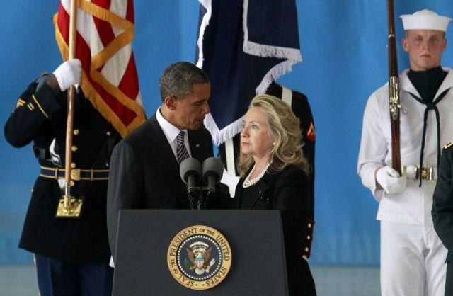 Ομπάμα: Εδειξε Χίλαρι Κλίντον για πρόεδρο των ΗΠΑ   tovima.gr