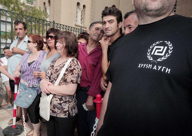 Φυλάκιση 8 μηνών σε χρυσαυγίτη για ξυλοδαρμό εκπαιδευτικού | tovima.gr