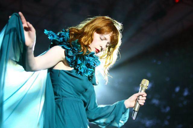 Η Florence Welch εμπνέει τον Gucci | tovima.gr