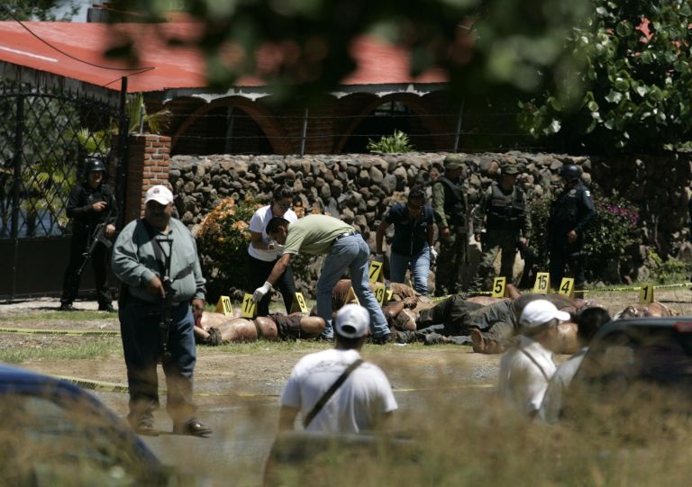 Μεξικό: Δολοφονήθηκαν δύο κυβερνητικοί βουλευτές | tovima.gr