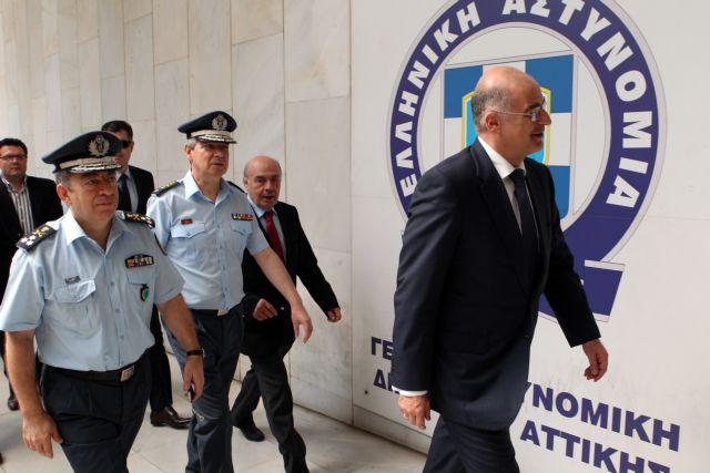 Ν. Δένδιας: Στις διαδηλώσεις θα χρησιμοποιηθεί οποιοδήποτε μέσο | tovima.gr