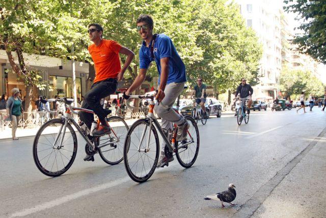 Πολυτεχνείο: Προτάσεις σε ΟΤΑ για τη δημιουργία πόλεων του ποδηλάτου | tovima.gr