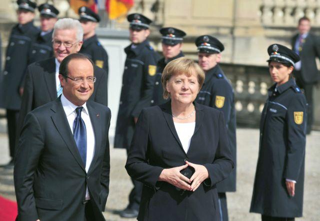 Μέρκελ-Ολάντ: «Είμαστε η καρδιά της Ευρώπης» | tovima.gr