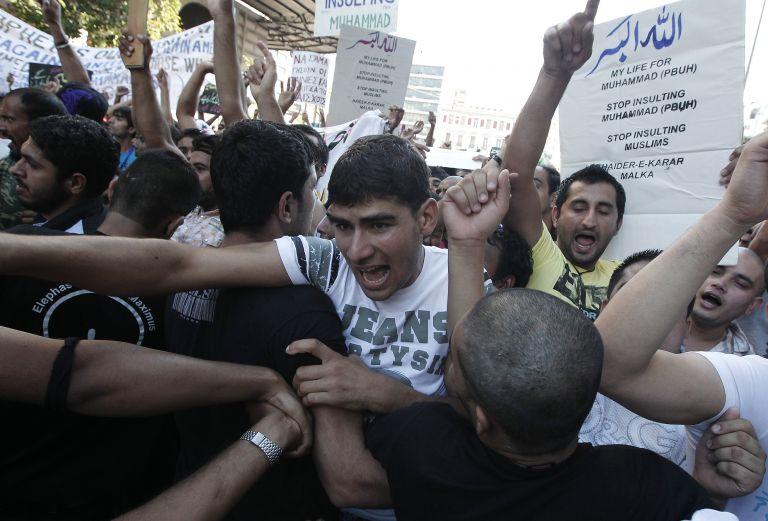 Εξέγερση μουσουλμάνων στις φυλακές Κορυδαλλού | tovima.gr