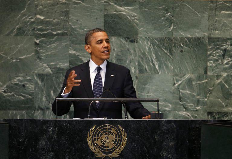 Ομπάμα: Θα εμποδίσουμε το Ιράν να αποκτήσει πυρηνικά | tovima.gr