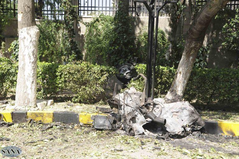 Συρία: Στο στόχαστρο των ανταρτών το γενικό επιτελείο στρατού του Ασαντ | tovima.gr