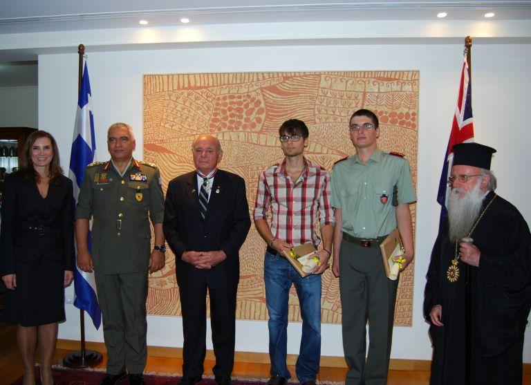Βραβεία σε αριστούχους Κρητικούς έδωσε η πρεσβεία της Αυστραλίας | tovima.gr