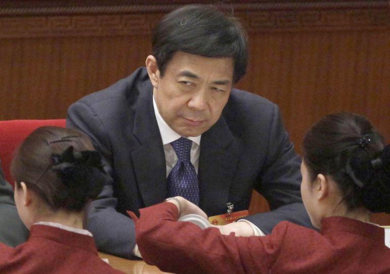 Κίνα: Εκτός Βουλής ο Μπο Σιλάι – προ των πυλών η ποινική του δίωξη   tovima.gr