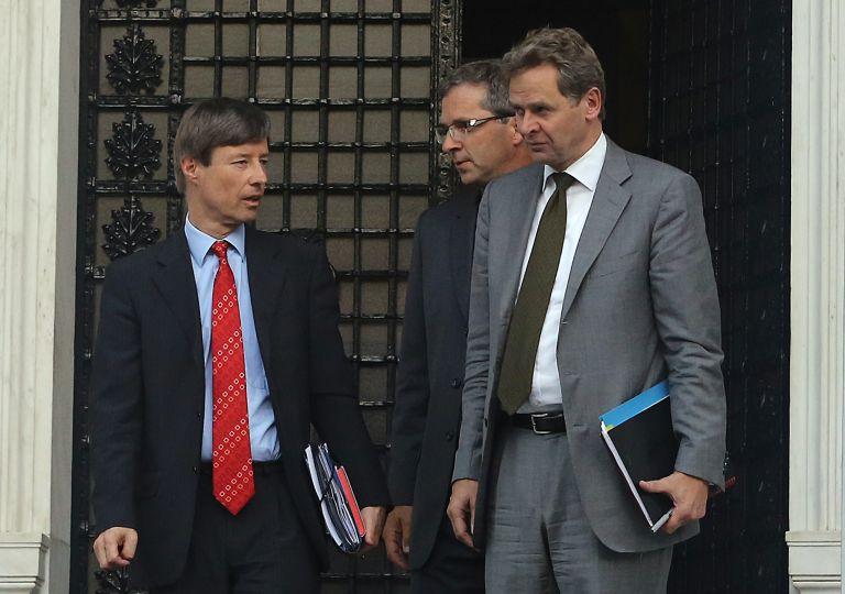 Η νέα έκθεση της τρόικας για την Ελλάδα και το χρέος | tovima.gr