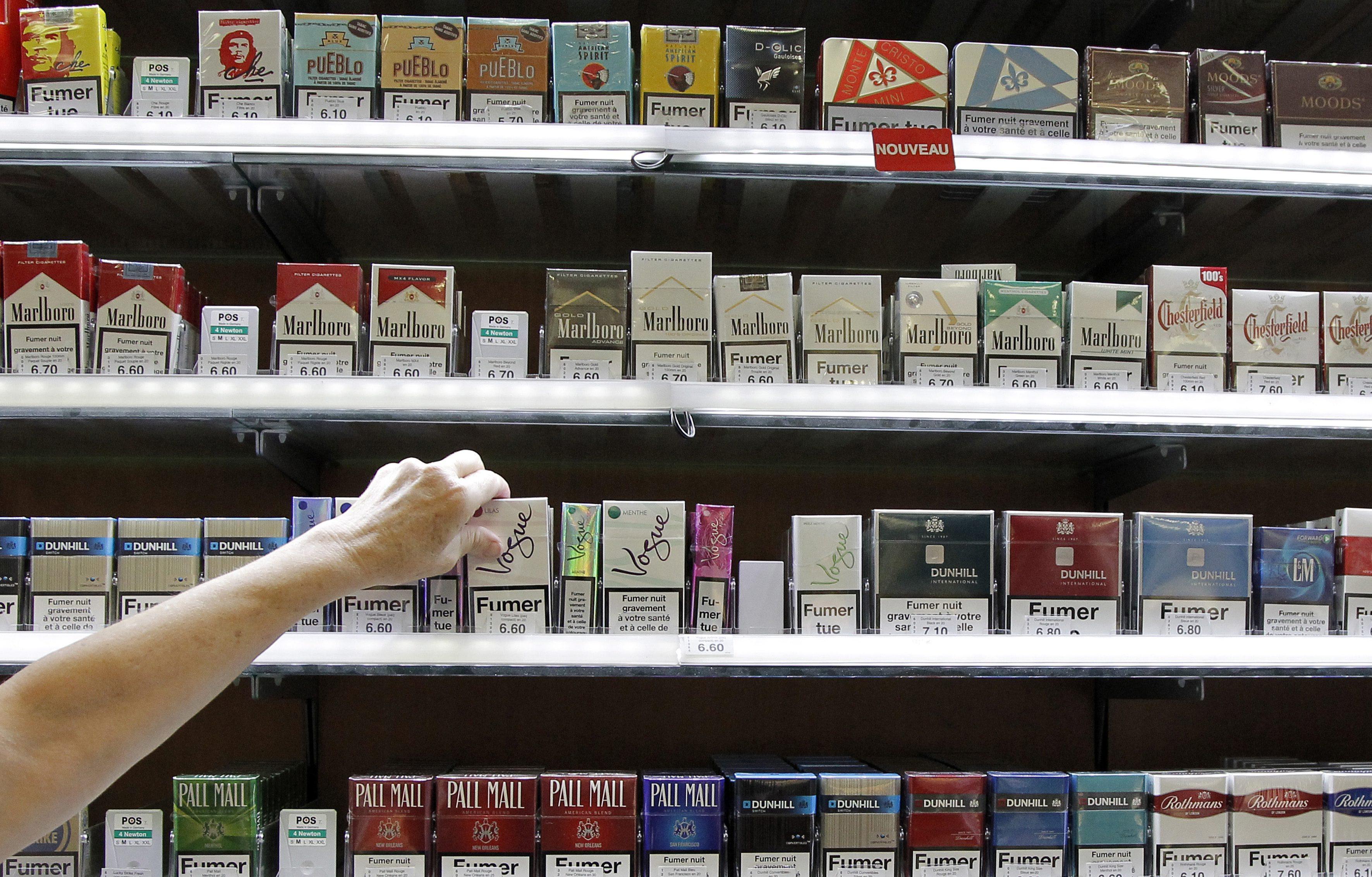 6530eeb1c02b Και από τα σούπερ μάρκετ θα διατίθενται πλεόν τα τσιγάρα - Ειδήσεις ...