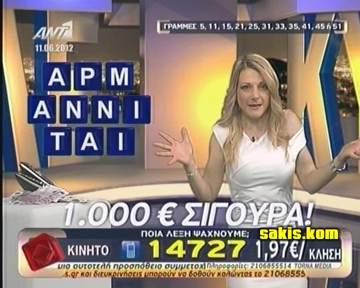 Τσουχτερό πρόστιμο στον ΑΝΤ1 για παράνομη μετάδοση τυχερού παιγνίου | tovima.gr