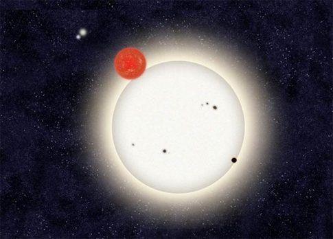 Πλανήτης με τέσσερις Ηλιους! | tovima.gr