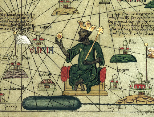 Ενας αφρικανός βασιλιάς ο πλουσιότερος άνθρωπος της χιλιετίας | tovima.gr