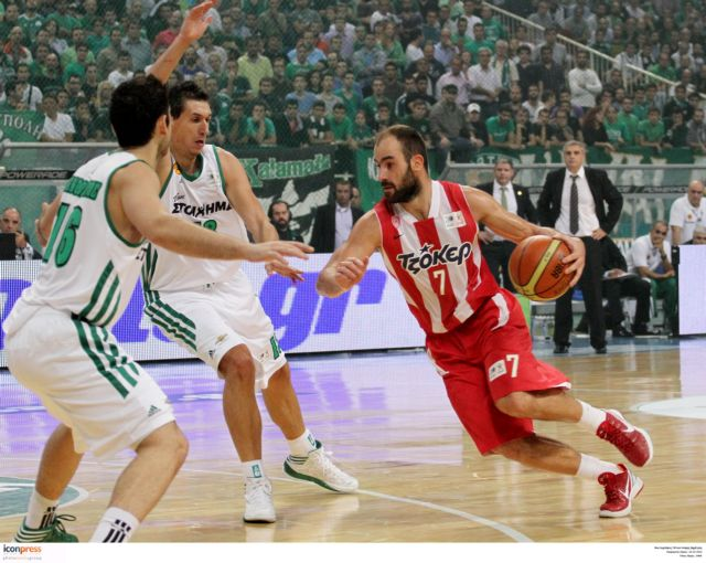 A1 Finals between Panathinaikos and Olympiacos tip off on Thursday | tovima.gr