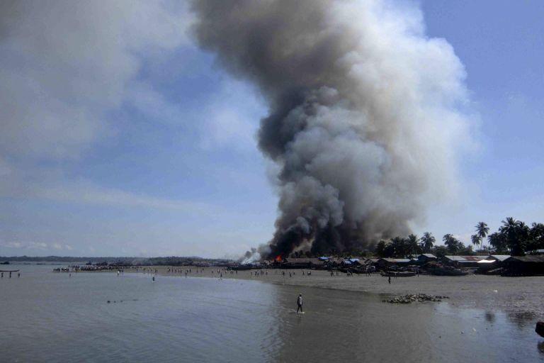 Μιανμάρ: Τους 112 έφτασαν οι νεκροί σε συγκρούσεις μεταξύ βουδιστών και μουσουλμάνων | tovima.gr