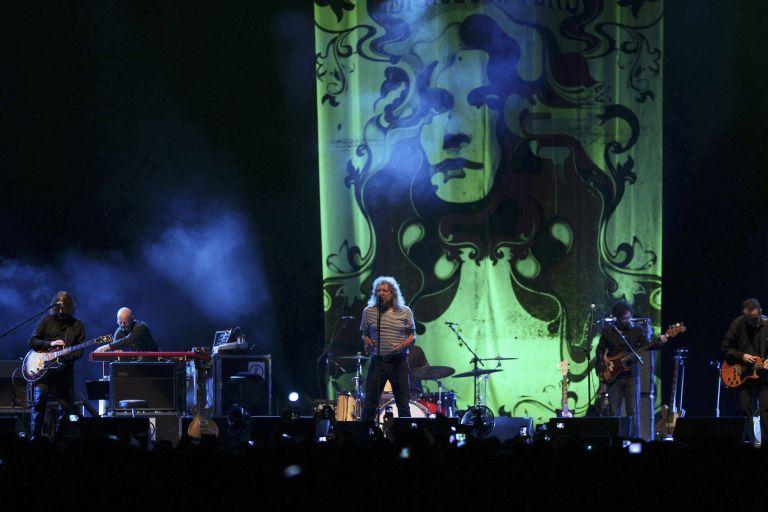 Οι Led Zeppelin και η ιστορική συναυλία του Λονδίνου στο Μέγαρο   tovima.gr