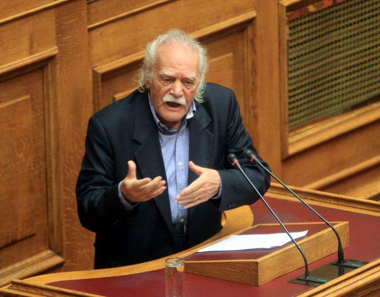 Μ. Γλέζος: «Δεν θα απολογηθούμε στους υπεύθυνους της κρατικής βίας» | tovima.gr