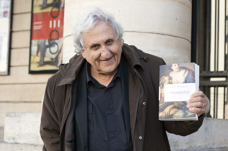 Αβραάμ Β. Γεοσούα και Εσκόλ Νεβό στην Αθήνα | tovima.gr