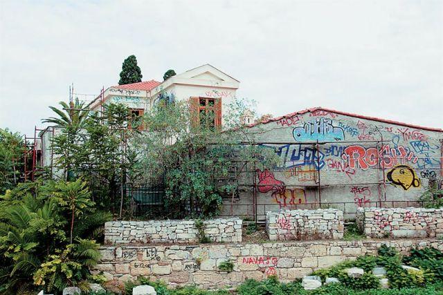 Πλάκα: Στο ΕΣΠΑ το έργο αποκατάστασης στην οικία Κωλέττη | tovima.gr