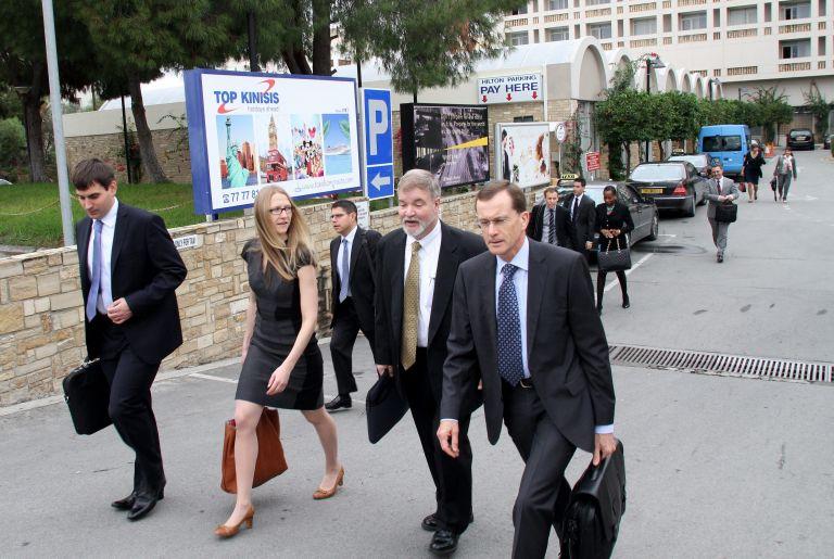 Κύπρος: Συμφωνία Κεντρικής Τράπεζας και τρόικας για τα χρηματοπιστωτικά ιδρύματα | tovima.gr