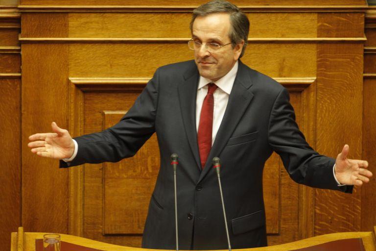 Φυγή προς τα εμπρός… με σκέψεις για ψήφο εμπιστοσύνης από τον Αντ. Σαμαρά   tovima.gr