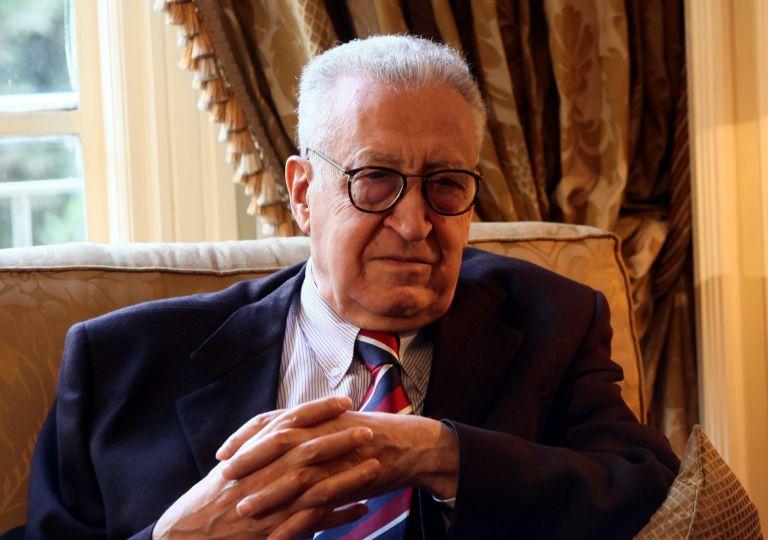 Λ. Μπραχίμι: «Δε μπορεί να συμμετέχει ο Άσαντ σε μεταβατική κυβέρνηση» | tovima.gr
