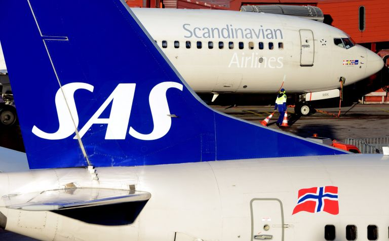 Παρ'ολίγον σύγκρουση αεροσκάφους της SAS με ρωσικό μαχητικό | tovima.gr