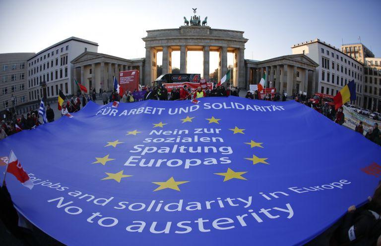 Φλόριαν Σούι: Η πολιτική της λιτότητας είναι χρεοκοπημένη | tovima.gr
