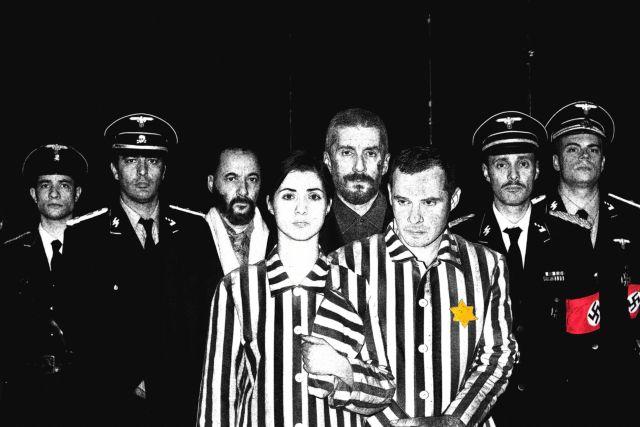 Θεατρικό «Μαουτχάουζεν» με υπογραφή Καμπανέλλη – Θεοδωράκη | tovima.gr
