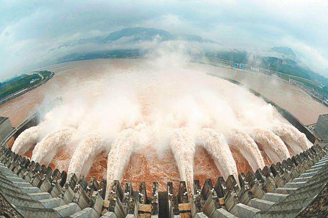 Κίνα: Σήμα κινδύνου για το περιβάλλον από το υψηλότερο φράγμα στον κόσμο   tovima.gr