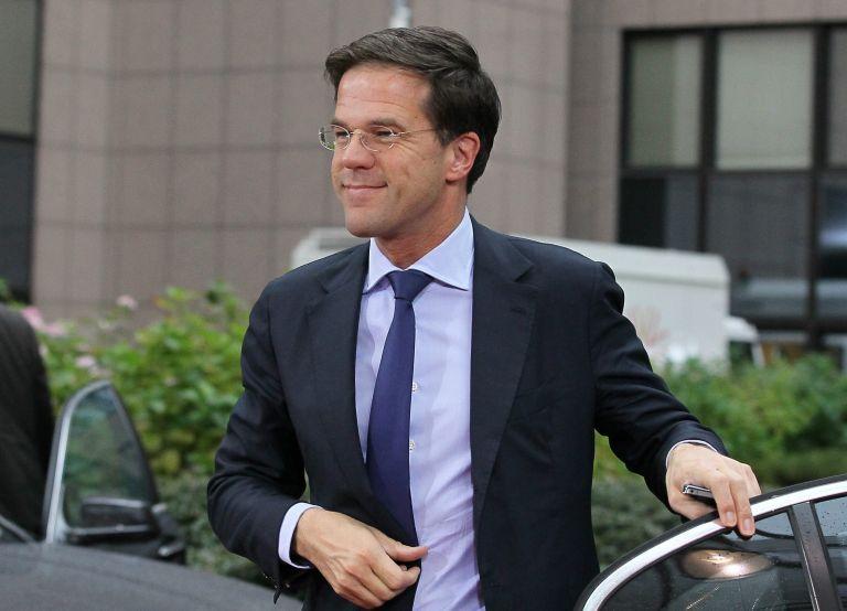Μαρκ Ρούτε: Υπέρ της δυνατότητας αποχώρησης από την Ευρωζώνη | tovima.gr