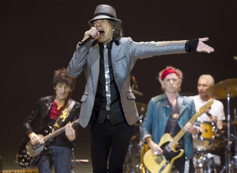 Rolling Stones: «50 χρόνια και δεν έχει τελειώσει» | tovima.gr