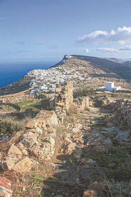 Πέντε ελληνικά νησιά υπό την ομπρέλα της ΕΕ | tovima.gr