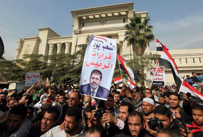 Αίγυπτος: Ανέστειλε επ' αόριστον τις εργασίες του το Ανώτατο Δικαστήριο   tovima.gr
