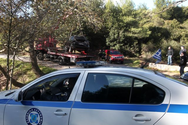 Police searching for Trikala escapees in Fokida | tovima.gr