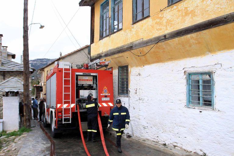 Σέρρες: Νεκρή ηλικιωμένη από φωτιά σε μονοκατοικία | tovima.gr