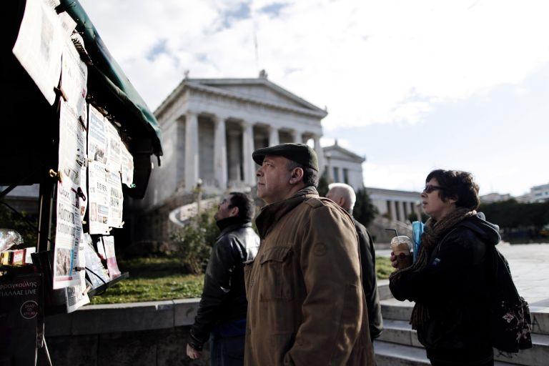 FT: Τριπλή η καταστροφή που προκαλεί η ελληνική κρίση | tovima.gr