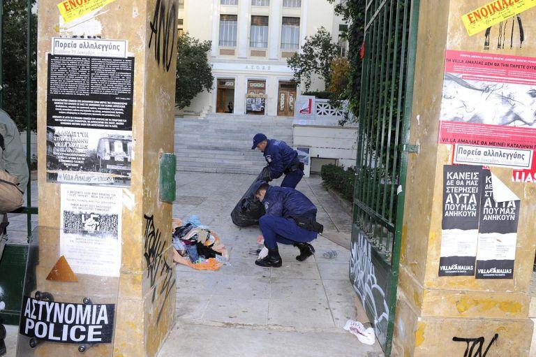 Συνελήφθη διακινητής λαθραίων τσιγάρων που τραυμάτισε αστυνομικό | tovima.gr