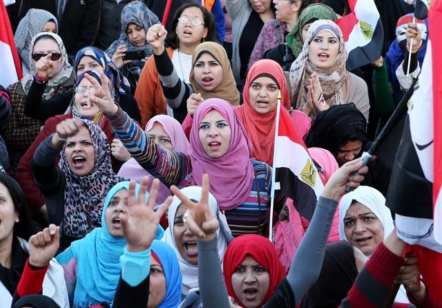 Το μαρτύριο των γυναικών στον αραβικό κόσμο | tovima.gr