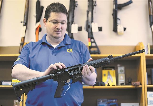 Ο Μπάιντεν πήρε το όπλο του κατά της… οπλοφορίας | tovima.gr