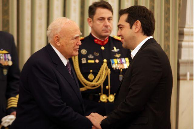 Στον Πρόεδρο της Δημοκρατίας ο Αλ. Τσίπρας την Τετάρτη το μεσημέρι | tovima.gr