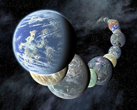 Τουλάχιστον 100 δισ. πλανήτες στον Γαλαξία | tovima.gr