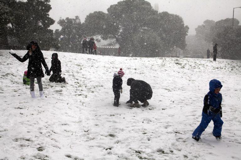 Νέες χιονοπτώσεις από Δευτέρα βράδυ | tovima.gr
